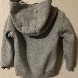Carter's Shirts & Tops - 🍭Carter's Fleece Hoodie size 24 months